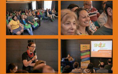 SMILE Exploitation Seminar in Sofia, Bulgaria