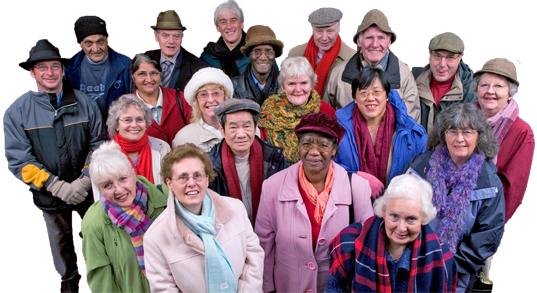 Международният ден на възрастните хора- 1 октомври