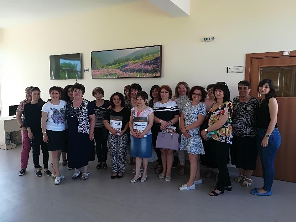 Oбучение на учители в Плевен и област Плевен по акредитирани от МОН програми.