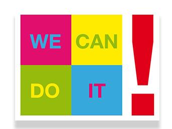 """Проект We can do it! или """"Един за всички и всички за един"""""""