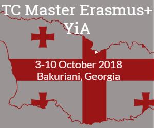 Обучение Master Erasmus+ YiA